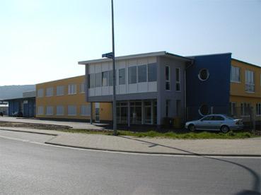 Druckereigebäude Krupp in Sinzig